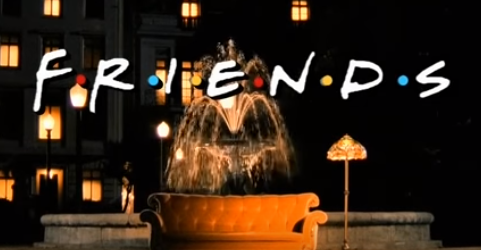 Friends, YouTube