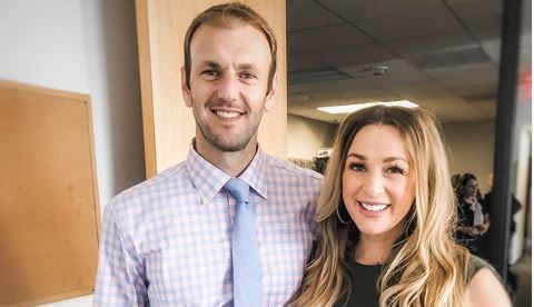 Couples Couch Jamie Otis and Doug Married at First Sight Instagram