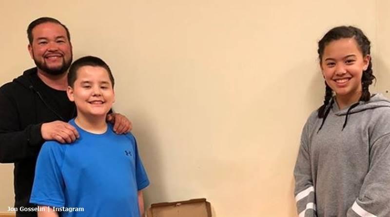 Jon Gosselin custody of Collin and hannah