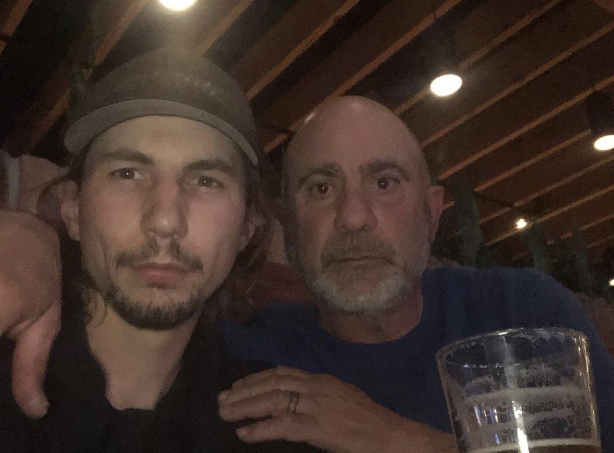 Parker Schnabel, Chris Doumitt-Gold Rush-https://www.instagram.com/p/Bo2t8E6Ay2P/
