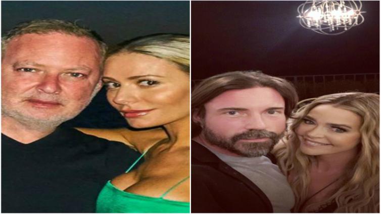 RHOBH Denise Richards Dorit Kemsley and husbands Instagram