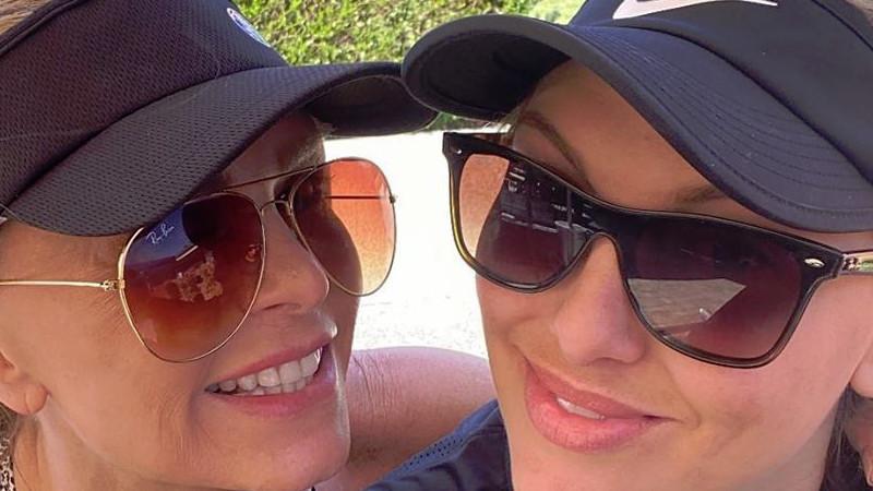 RHOC Tamra Judge Gina Kirshenheiter Instagram