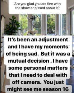 RHOC Tamra Judge Instagram Screenshot2