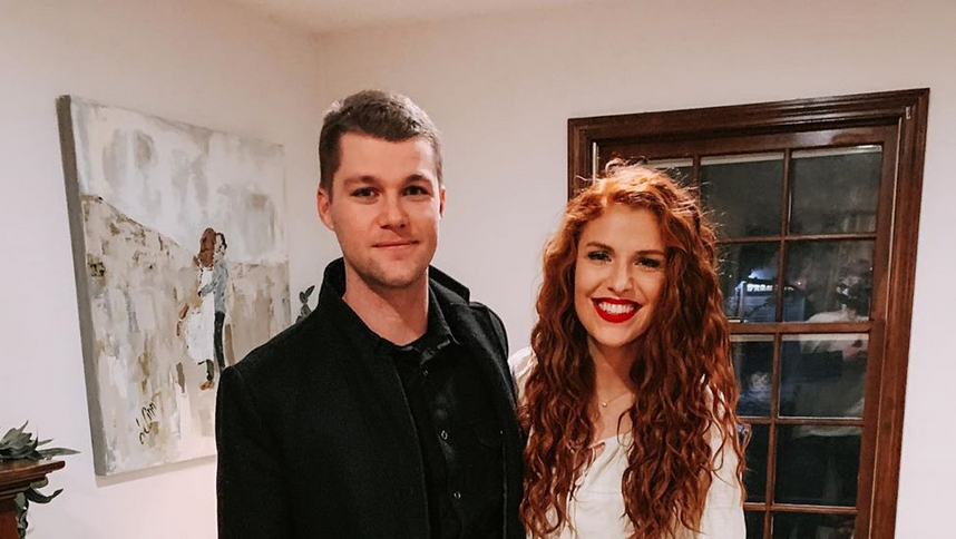 Jeremy and Audrey Roloff Instagram of LPBW