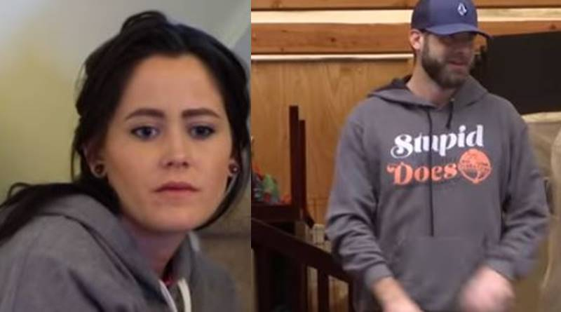 Teen Mom Jenelle Evans David Eason