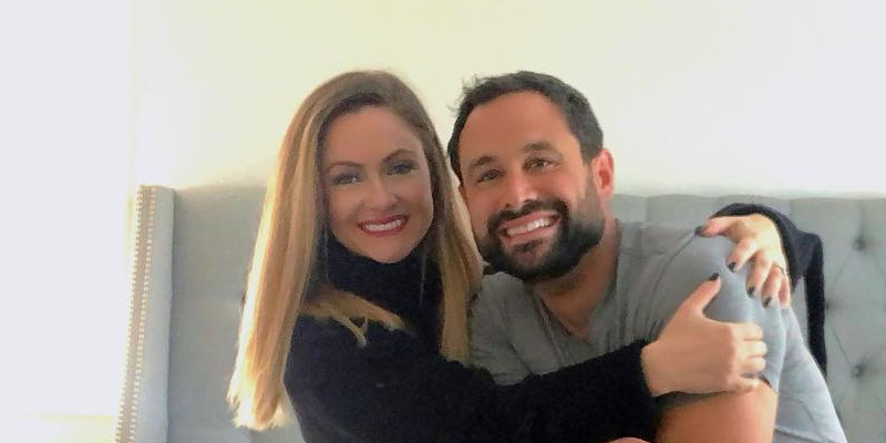 The Bachelor Jason and Molly Mesnick Instagram