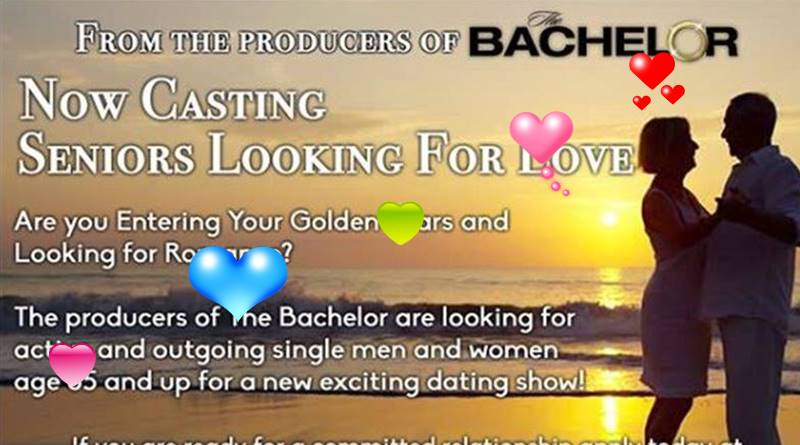 The Bachelor Seniors Looking For Love