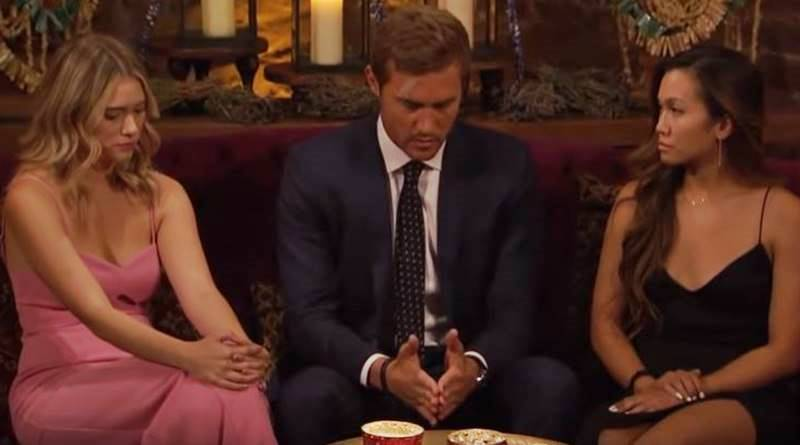 The bachelor Peter Weber and bickering