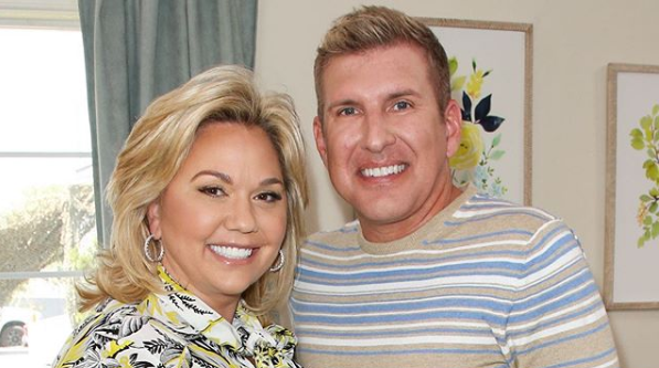 Todd and Julie Chrisley Instagram
