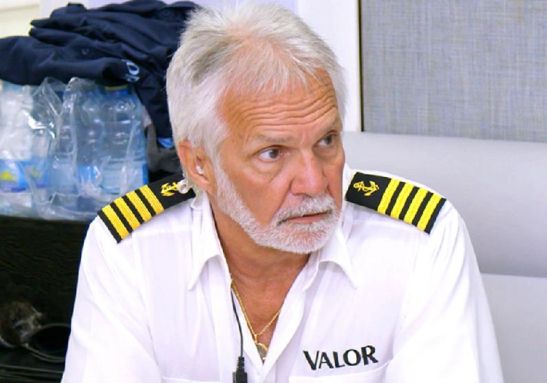 below deck's captain lee rosbach
