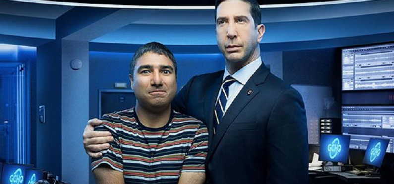 david schwimmer and nick mohammed