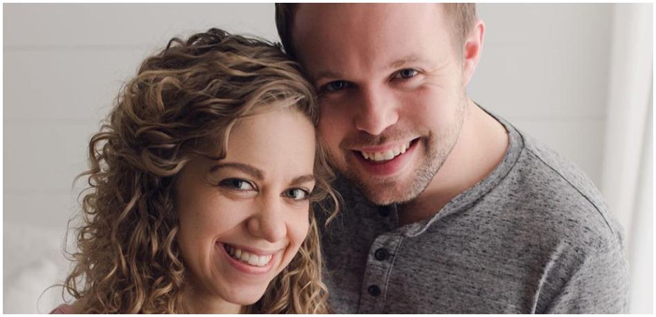 Abbie and John David Duggar Instagram