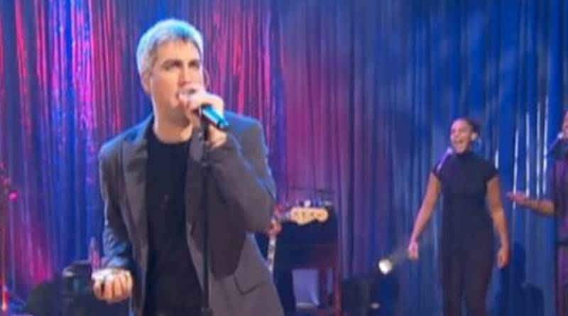 American Idol winner taylor Hicks