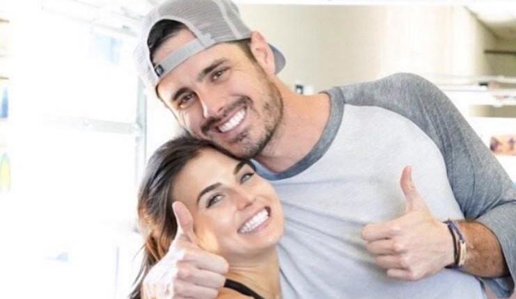 Ben Higgins and Jessica Clarke via Instagram