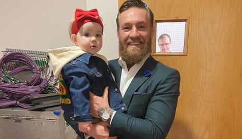 Conor McGregor, Instagram