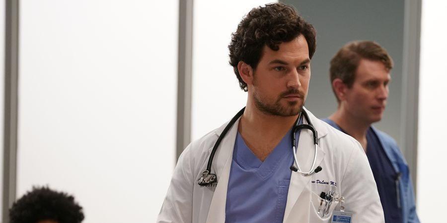 'Grey's Anatomy' star Giacomo Giannott