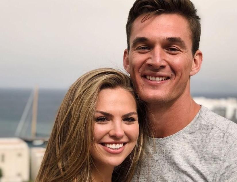 Hannah Brown and Tyler Cameron via Instagram