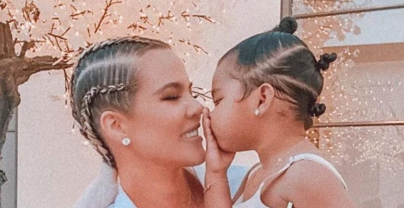 Kloe Kardashian via Instagram