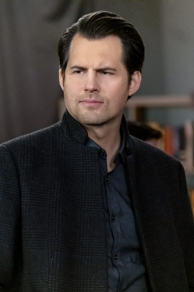Mystery 101, An Education In Murder, Hallmark, Photo: Kristoffer Polaha Credit: ©2020 Crown Media United States LLC/Photographer: Kailey Schwerman