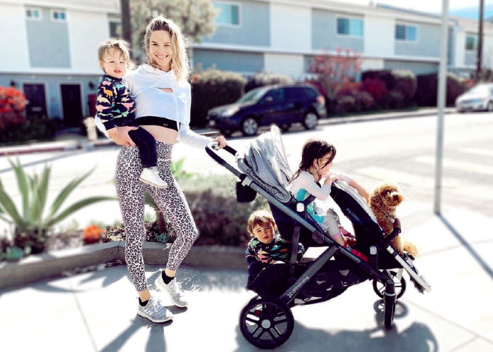 RHOC Meghan King Edmonds and kids Instagram