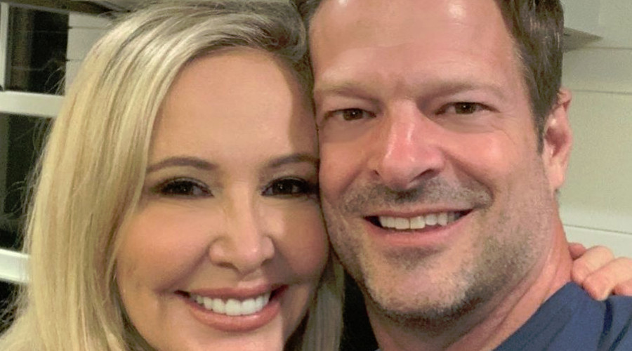 RHOC Shannon Beador and boyfriend Instagram