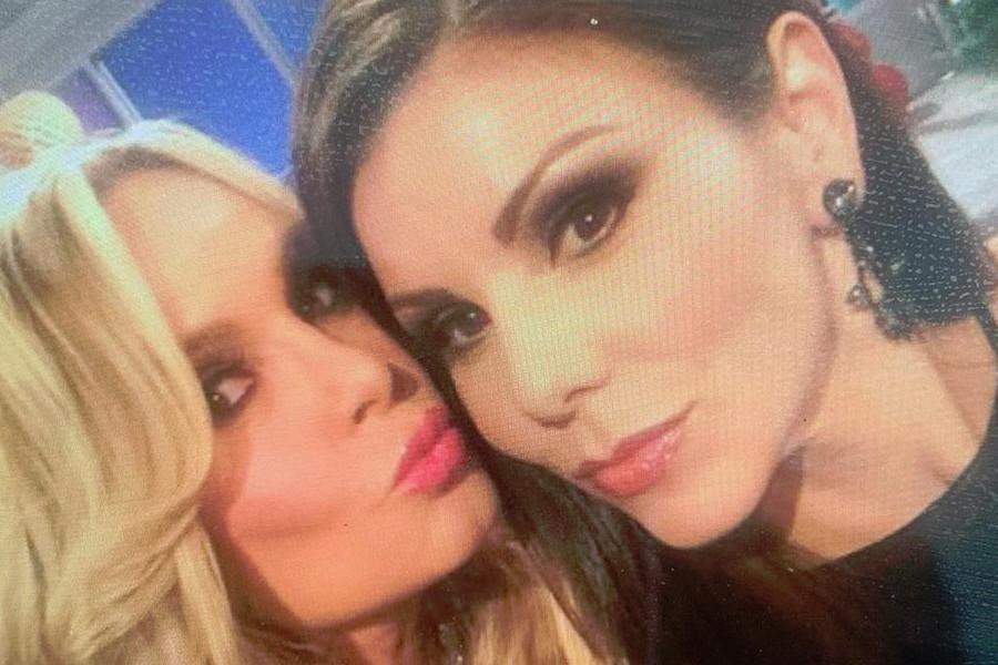 RHOC Tamra Judge and Heather Dubrow Instagram