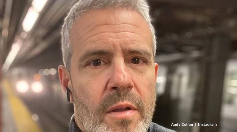Real Housewives host Andy Cohen