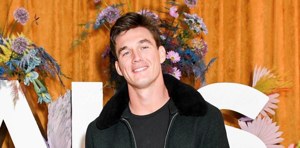 The Bachelorette star Tyler Cameron Instagram