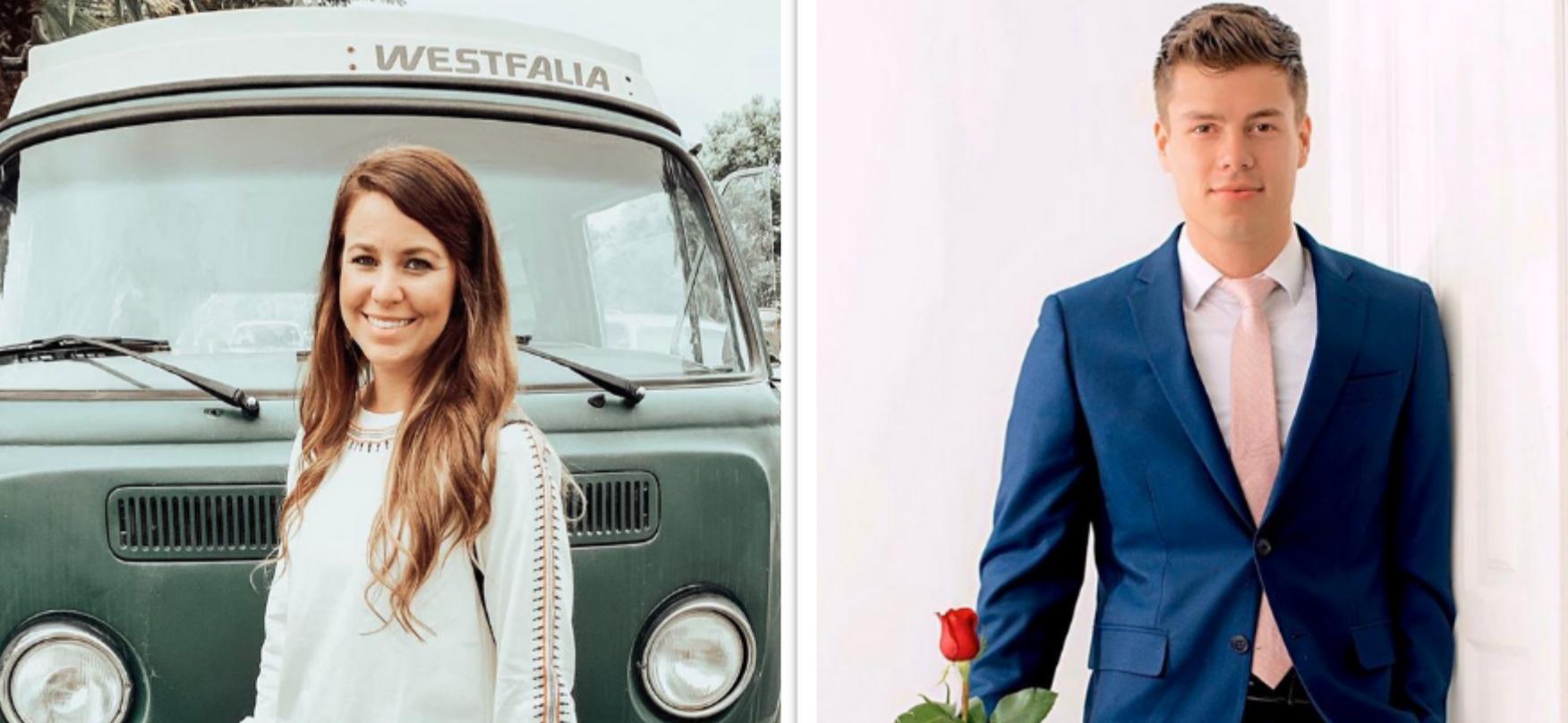 Jana Duggar and Lawson Bates Instagram