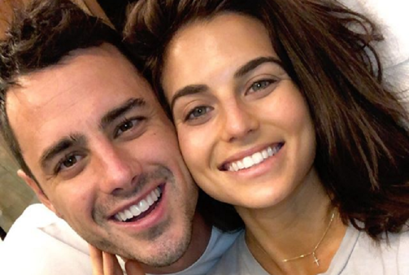 bachelor ben higgins and jessica clarke