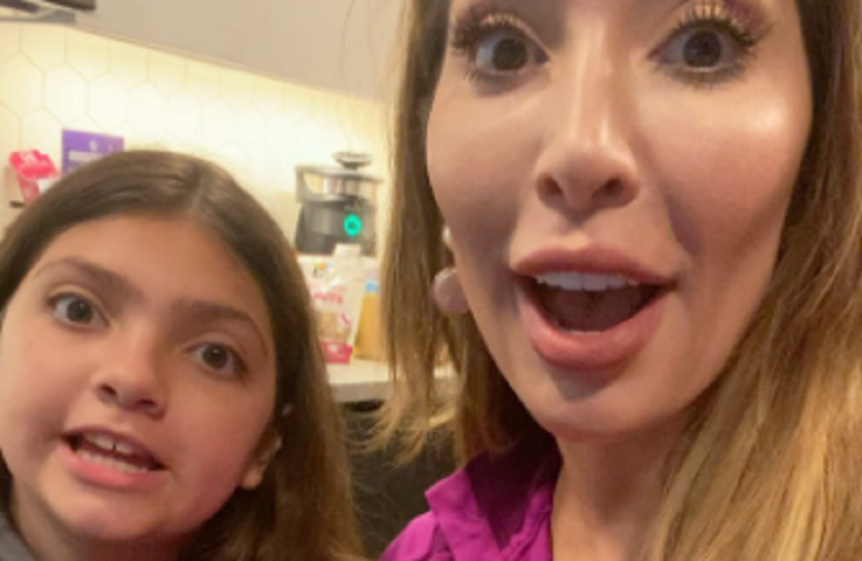 farrah and sophia abraham