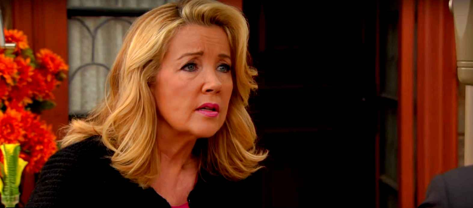 Melody Thomas Scott of The Young and the Restless (Y&R)