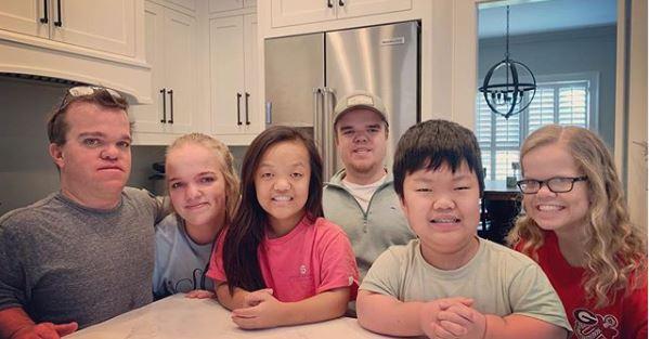 7 Little Johnstons Instagram