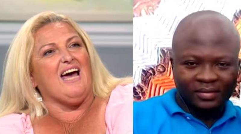 90 Day Fiance Angela and Michael