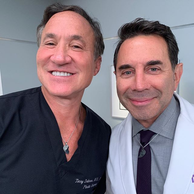 Doctors Terry Dubrow and Paul Nassif of Botched