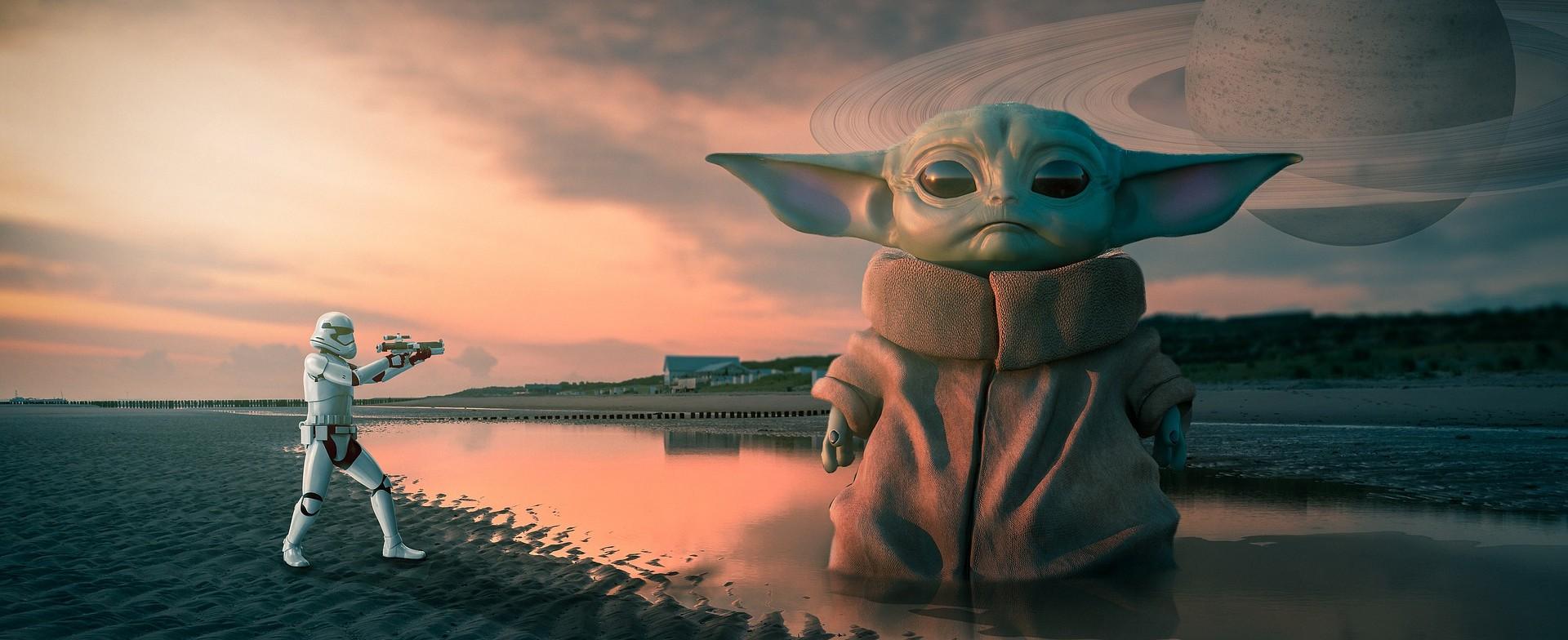 Baby Yoda Pixabay