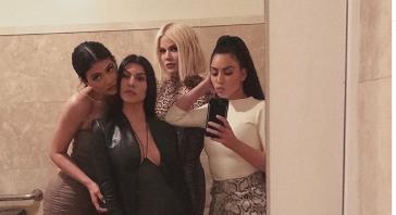 Kardashians, Instagram