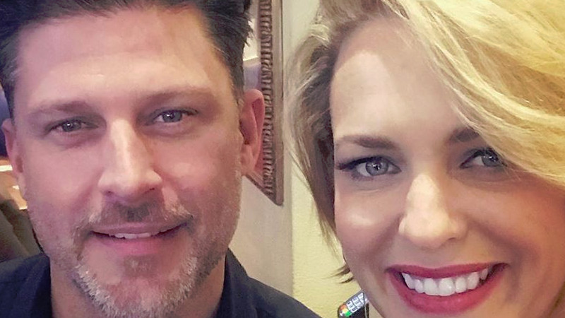DOOL Greg Vaughan and Arianne Zucker