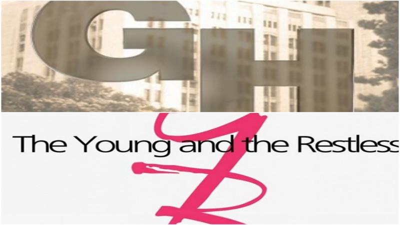GH Y&R Logos Instagram