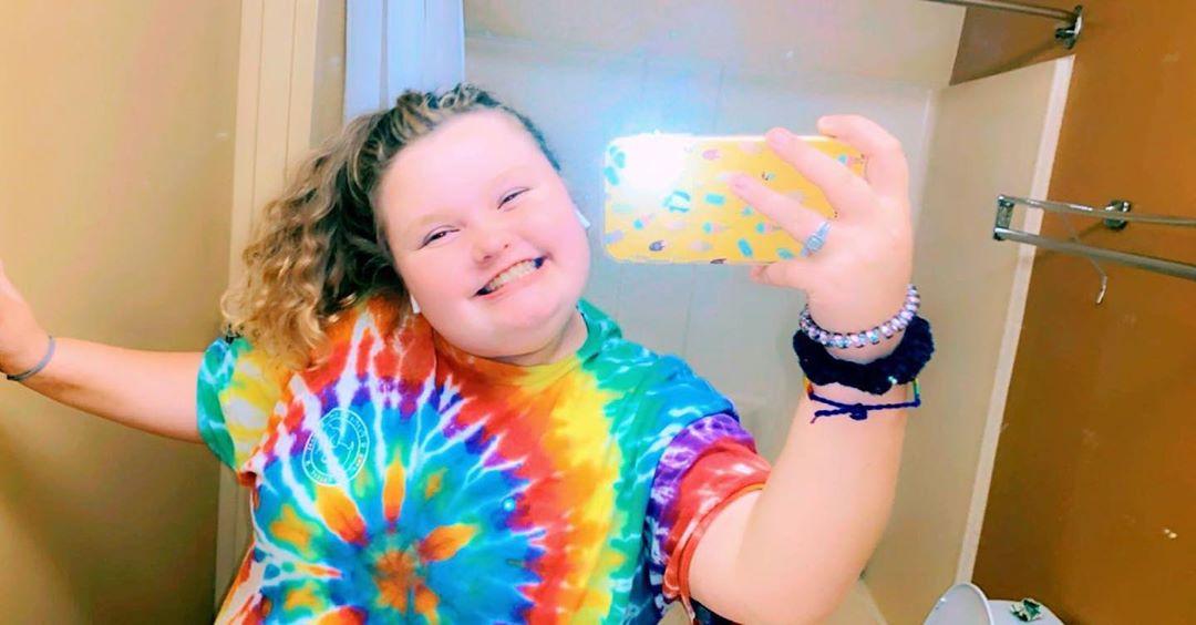 Honey Boo Boo Instagram
