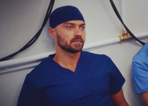 Grey's Anatomy Instagram Jesse Williams
