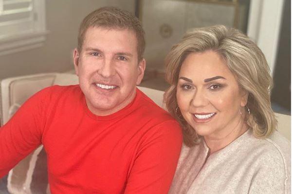 Julie and Todd Chrisley Instagram