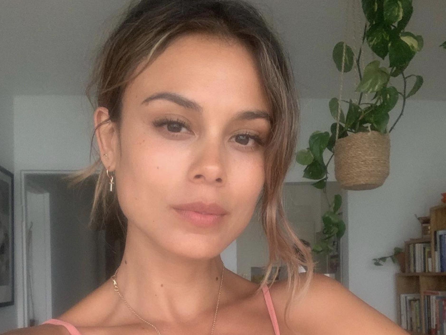 Nathalie Kelley, Dynasty, Baker and the Beauty-https://www.instagram.com/p/B87jYyvJWec/