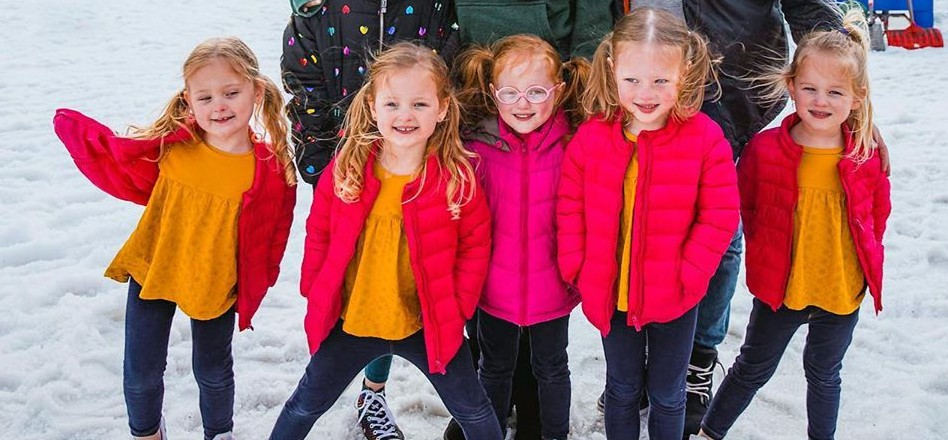OutDaughtered Quints Instagram