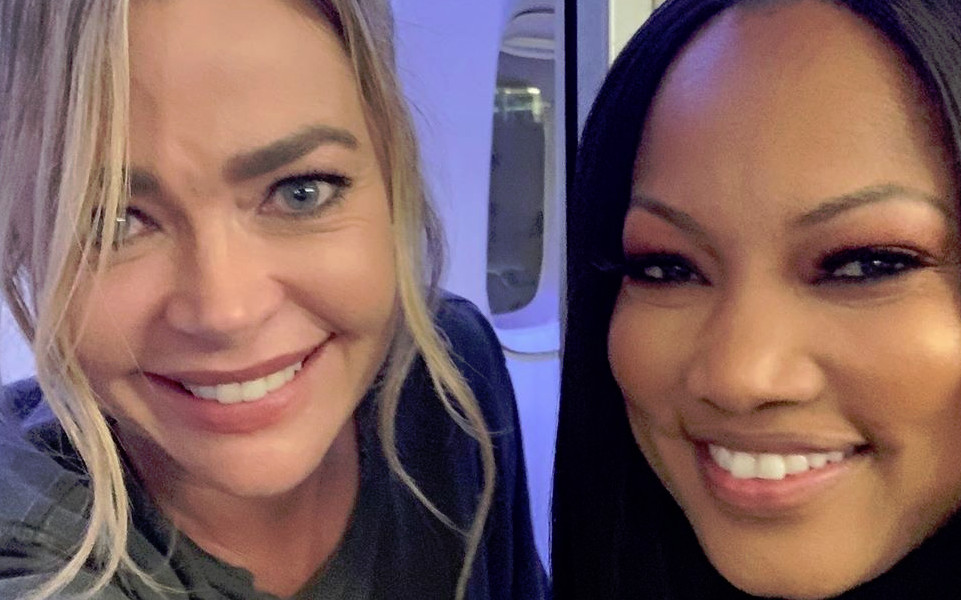 RHOBH Denise Richards and Garcelle Beauvais