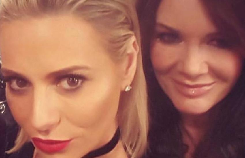 RHOBH Dorit Kemsley and Lisa Vanderpump Instagram