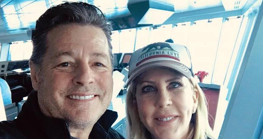 RHOC Vicki Gunvalson and Steve Lodge Instagram