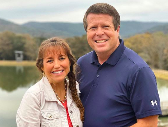 Jim Bob and Michelle Duggar Counting On