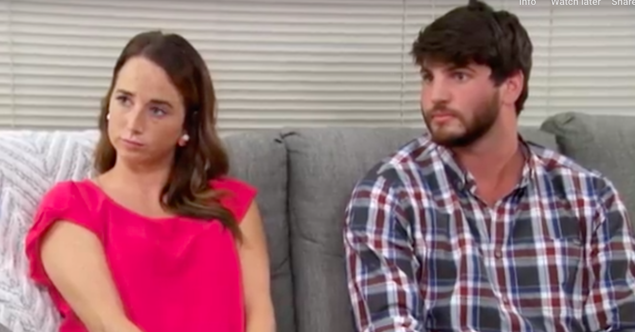 Married at First Sight, Katie and Derek YouTube