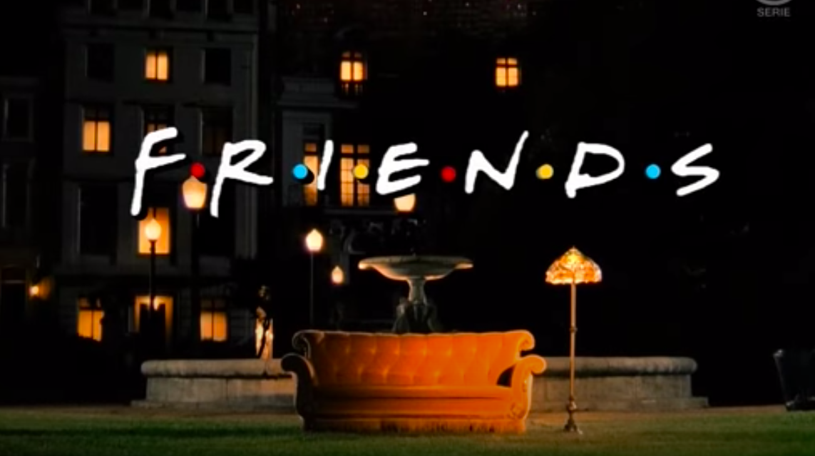 Friends Intro YouTube